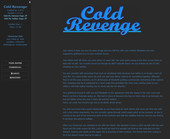 Cold Revenge v1.18 by Creativemrgamer