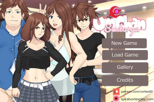 SpiralVortexPlay - Umichan Sentoryu - Version 0.7.4a + Walkthrough + Full gallery