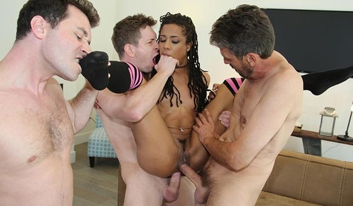 We Fuck Black Girls - Kira Noir