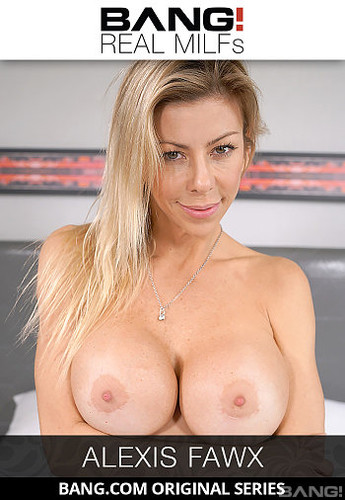 Bang! Real Milfs - Alexis Fawx Backs It Up On Dick In The Pool Cabana