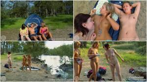 Camping Girls.
