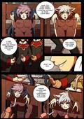 Garlean Trouble from Kinkymation - Final fantasy xiv adult comic