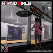 DecaMeron X - Hypno Girls 6 - Puppy Adoption