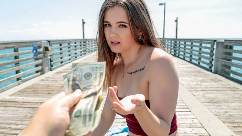 [PublicPickUps.com] Devon Green - Teen Gives Ass For Cash