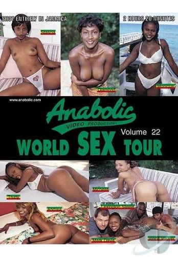 World Sex Tour #22 - Jamaica - Monique, Diamond, Michelle, Andrea, Stascia, Trudy, Mark Davis, Lexington Steele, Vince Vouyer (Anabolic-2000)
