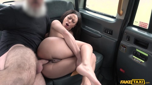Fake Taxi: Cassie Del Isla - Anal Sex With A French Babe (1080p)