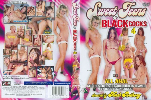 Sweet Teens and Black Cocks #4 - Melissa Black, Sarah Blue, Davina, Judith, Lily Hunter, (West)