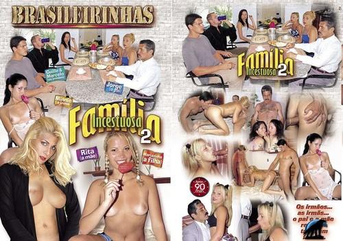 Família - Don Picone , Gina Jolie , Mariazinha , Minnie Rios e Rita (Brasileirinhas-2006)