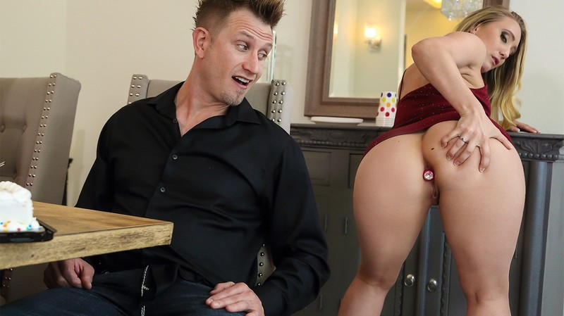 [BigButtsLikeItBig.com] AJ Applegate - Anal Surprise Party