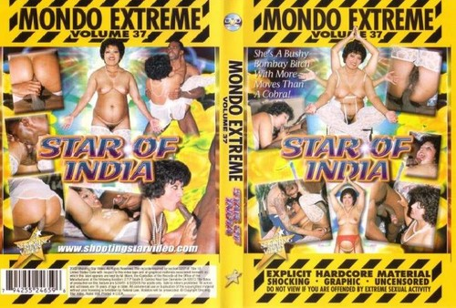 Mondo Extreme 37: Star Of India  - Star Of India (Shooting-2004)