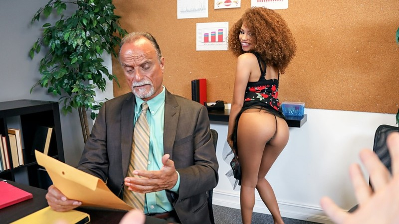 [IKnowThatGirl.com] Cecilia Lion - The Boss' Daughter