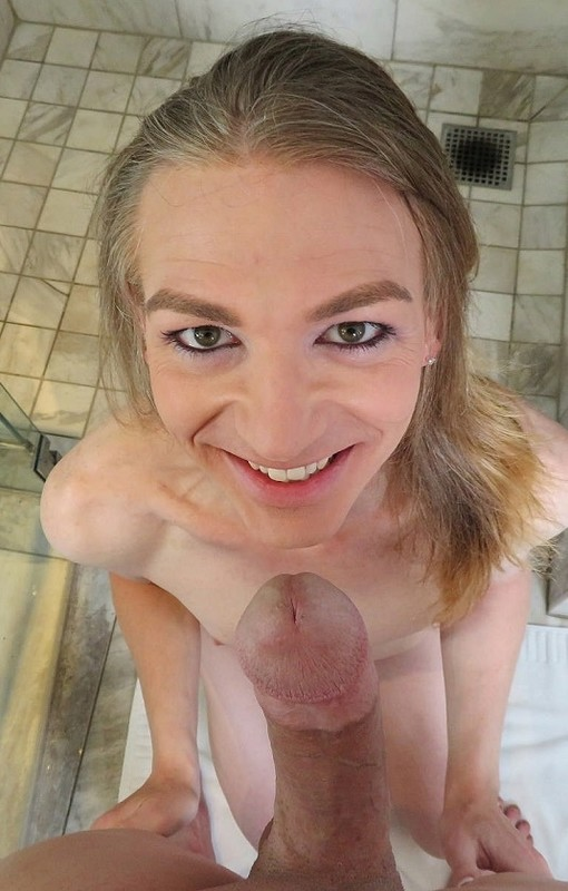Samantha Smiles Shower BJ And Sex (20 June 2018)
