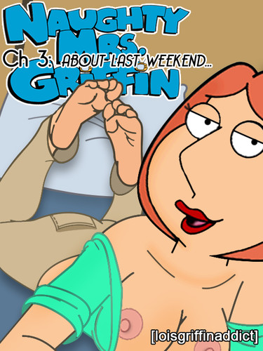 Naughty Mrs. Griffin - Chapter 1-4 (FamilyGuy) Cover