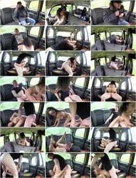 Alyssa Divine - Petite ebony cock hunting cabbie (2018/FakeHub/SD/480p)
