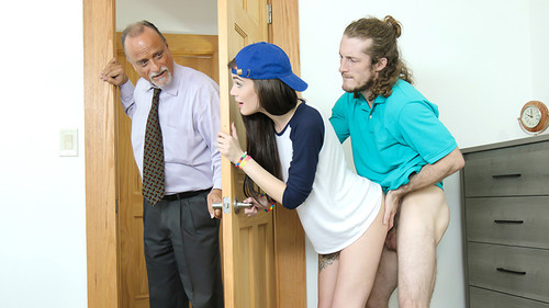Family Strokes - Piper June (My Butch Stepbitch)