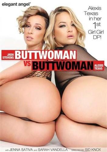 Buttwoman VS Buttwoman  - Alexis Texas, Jada Stevens, Jenna Sativa, Sarah Vandella (Elegant-2017)