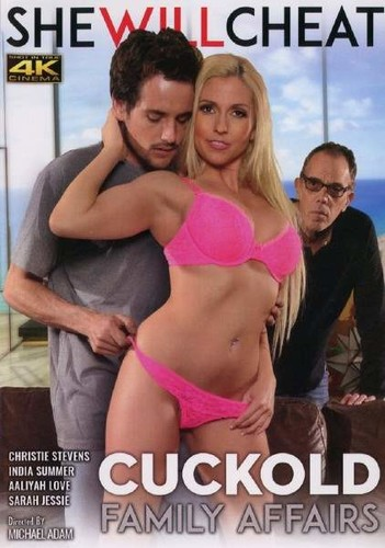 Cuckold Family Affairs  - Christie Stevens, Aaliyah Love, Sarah Jessie, India Summer (SheWillCheat-2017)