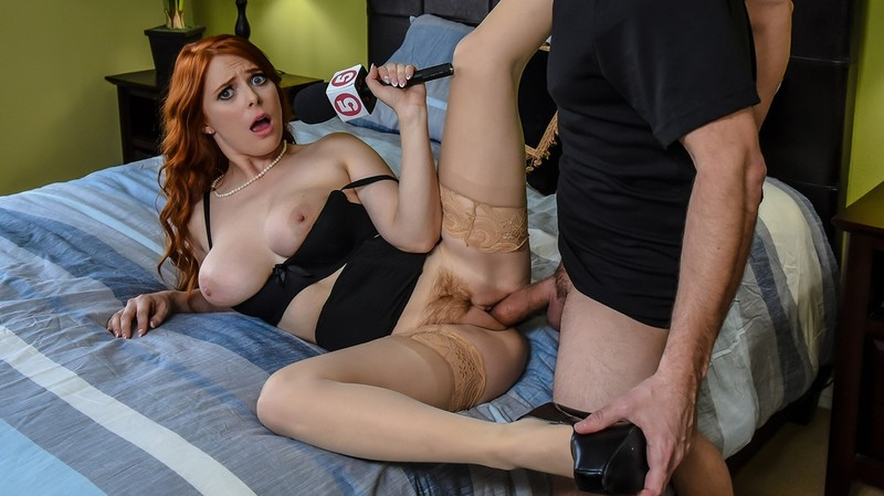 [BrazzersExxtra.com] Penny Pax - Ramming The Reporter