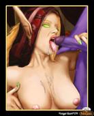 World of Warcraft - Shina