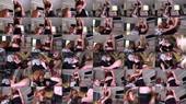 Teaches Slave Girl How To Fluff Her Boyfriend - Mistress Chloe, Lizzy Lamb