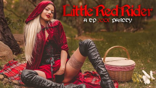 Little Red Rider: A DP XXX Parody - Elsa Jean (DigitalPlayground.com)