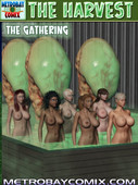 METROBAY COMIX - THE HARVEST - THE GATHERING 1-2