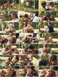 Cali Carter, August Taylor - The Soccer Blow by Blow (HD/720p/926 MB) DigitalPlayground