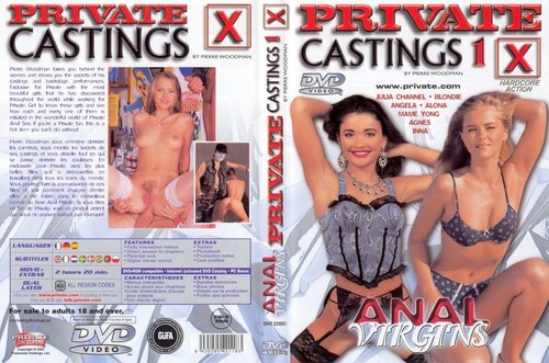 Private Castings X 1 Anal Virgins  - Angela, Blondie, Agnes, Julia Channel, Inna, Stephanie Hart-Rogers, Mephisto (Private-2002)