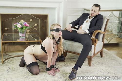 DeviantAss.com - Medisone - Dont buy the slave without a stick