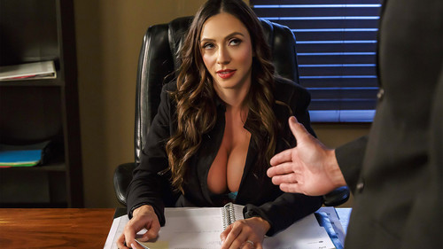 [BigTitsAtWork / Bra_ZZ_ers] Ariella Ferrera - Fellatio From The She-E-O (19.07.2017) [Big Tits, Big Tits Worship, Boss, Brte, Business Woman, Feet, Femdom, Latina, MILF, Work Fantasies]