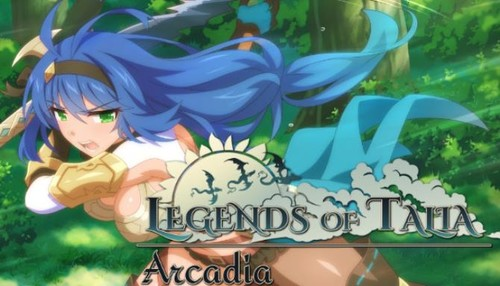Winged Cloud - Legends of Talia: Arcadia - Completed