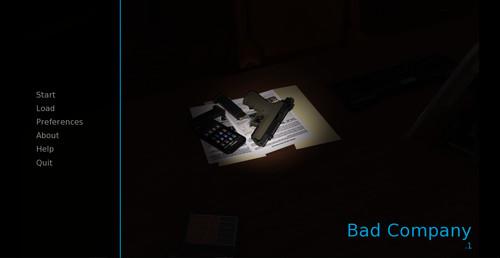 Lennier - Bad Company -Version Prologue