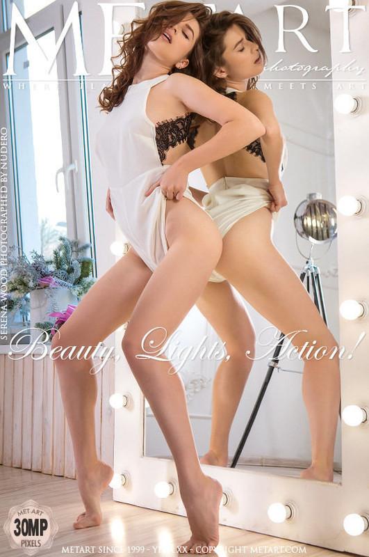 Serena Wood - Beauty, Lights, Action (22-01-2019)