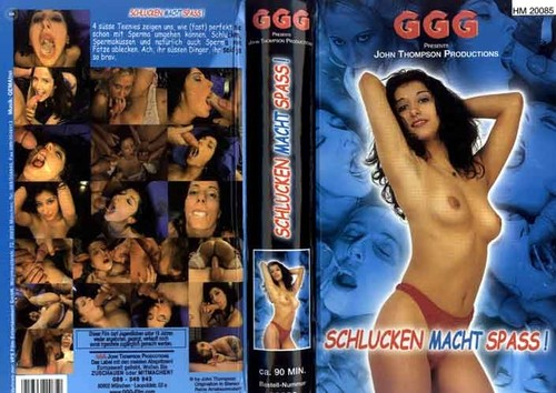 GGG - Schlucken Macht Spass! - German Goo Girls (GGG-2002)