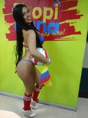 Andreina Arenas colombiana