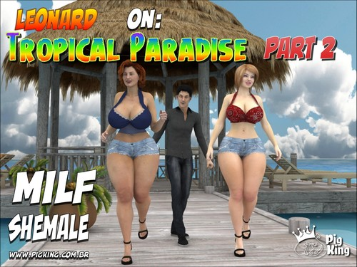 PigKing - Tropical Paradise 2