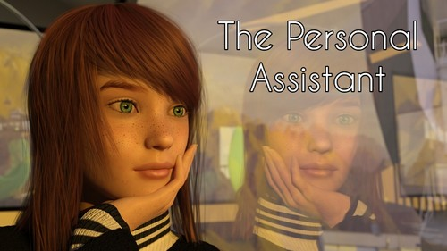 JL Creation - The Personal Assistant - Version 0.11b + Comperssed Version + Walkthrough