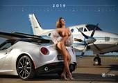 Inter Cars Calendar 2019 Official