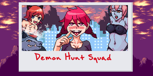 The King of Brocoli - Demon Hunt Squad - Version 0.1