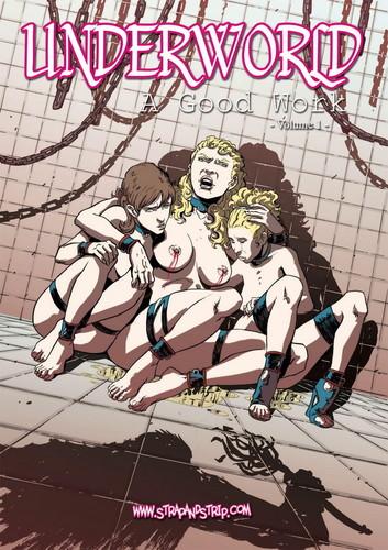 Underworld 1-5 Cover
