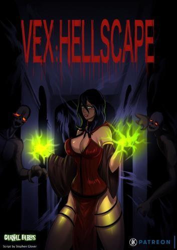 Kinkamashe - Vex: Hellscape
