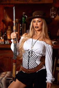 Nicole Aniston - American Cowgirl  - 01/29/19