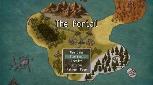 Kyuba - The Portal - Version 0.1 Fixed