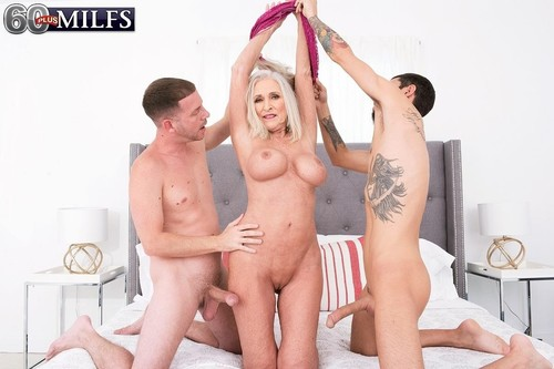 Classy Katia Does Two Young Studs [FullHD]