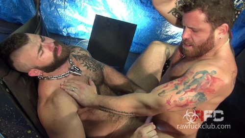 RawFuckClub - Turn Each Other Out (Riley Mitchel & Jonah Fontana)
