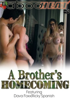 00ht41k3ei7x - Dava Foxx in A Brothers Homecoming