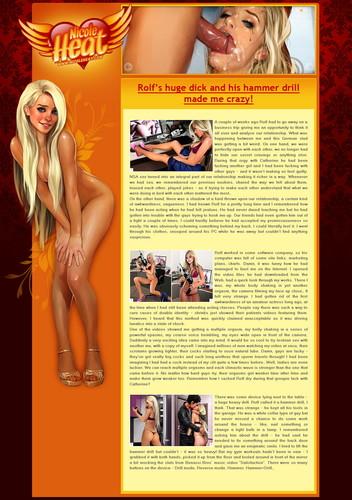 Nicole Heat 1-10 Cover