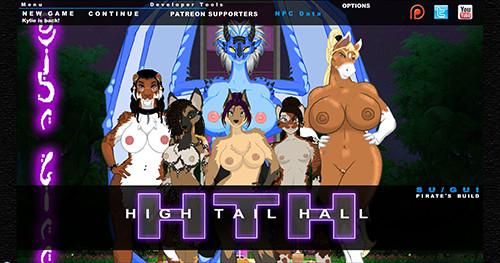 HTH Studios - High Tail Hall - Version 0.667