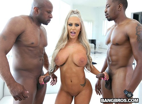 Two Big Black Cocks for Brandi - Brandi Bae (AssParade.com-2018)