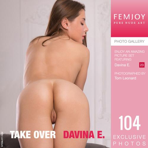 Davina E - Take Over (2019-02-11)